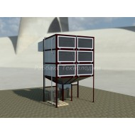 Крольчатник «Раббитакс 6Ж-1.0»
