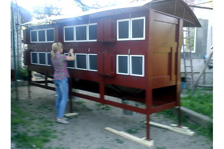 эко ферма Раббитакс 10 В